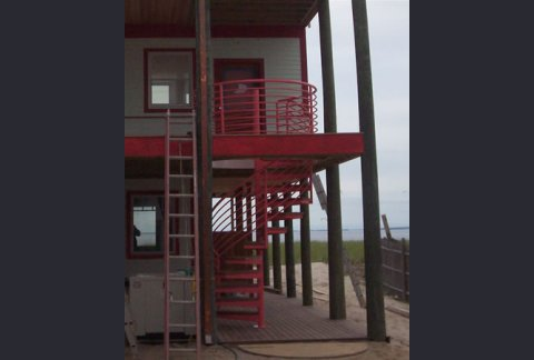 Maine Spiral Staircase If You Climb It We Can Build It